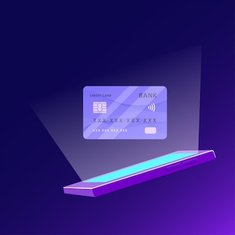 Contactless payment technology