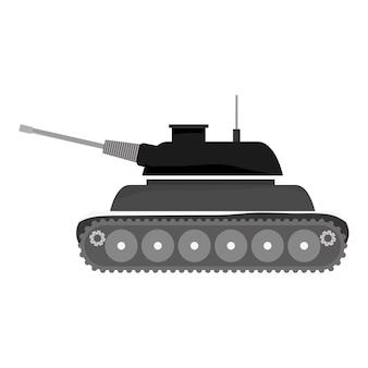 海軍戦争の輪郭タンク車