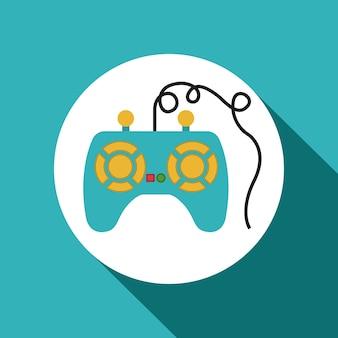 Control game design
