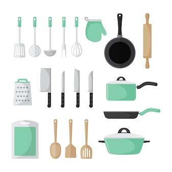 Коллекция кухонной утвари