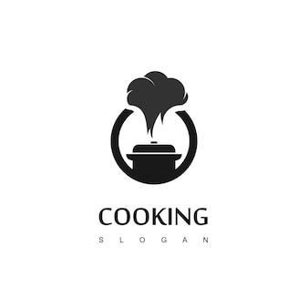Кулинария дизайн логотипа вектор