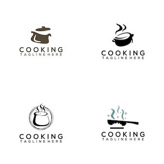 Кулинарный логотип