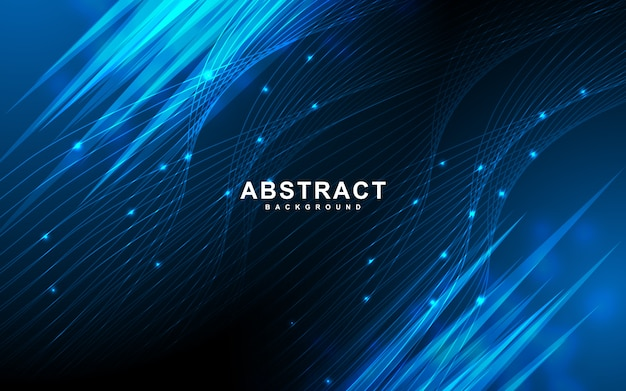 Cool abstract background in modern style