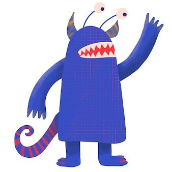 Cool monster