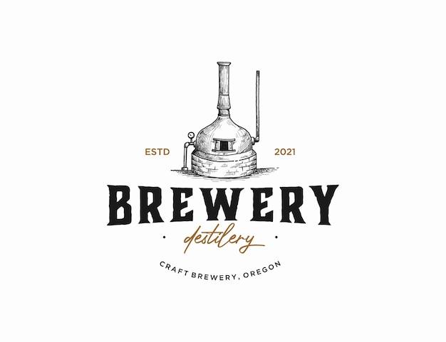 Copper distillery brewing company