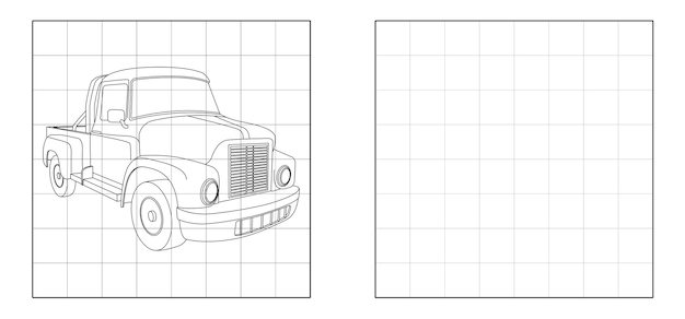 Copy the picture of mini truck