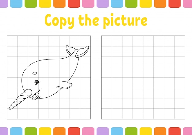 Copy the whale