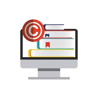Copyright  concept  design
