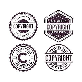 Коллекция авторских марок