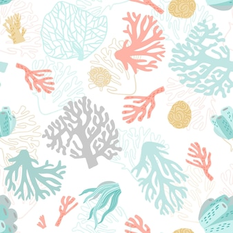 Tema del modello di corallo