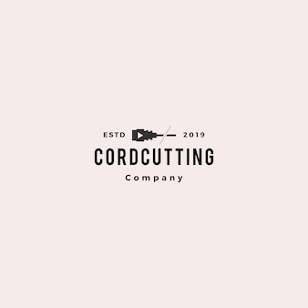 Cordcutting logo