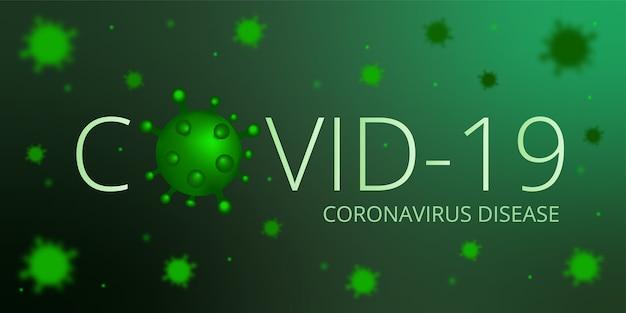 Коронавирус 2019-ncov вирус инфографики. covid-19 пандемическая новая вспышка коронавируса в мире. глобальное оповещение о пандемии. опасный вирус, векторная иллюстрация запаса.