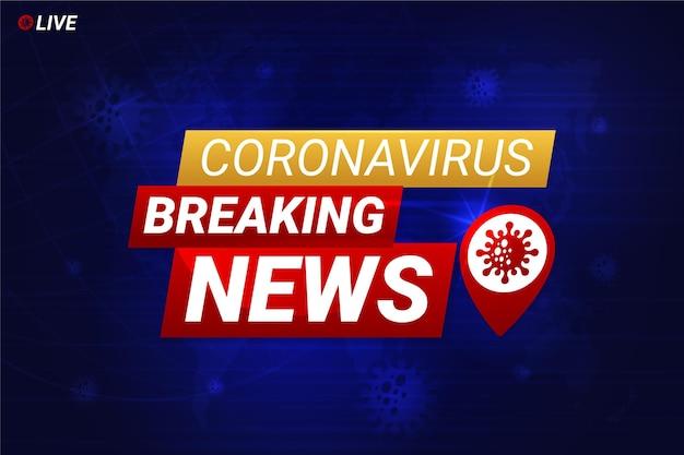 コロナウイルスの最新ニュース-背景
