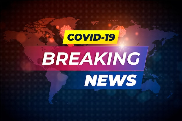 Ultime notizie sul coronavirus - sfondo