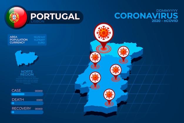 Коронавирус карта страны инфографики