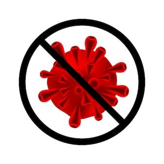 코로나바이러스 covid-19 벡터 일러스트 개념