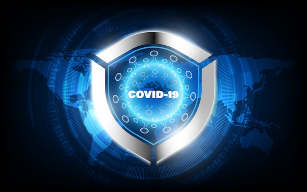 Coronavirus disease covid-19 infection medical worldwide prevention concept.