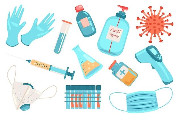 コロナウイルス要素分離セット