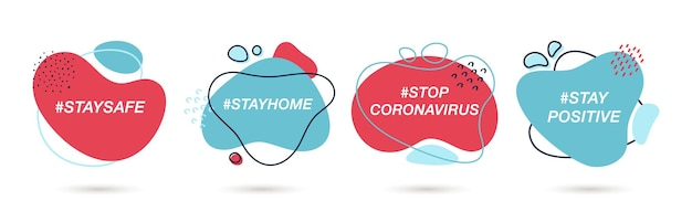 Coronavirus hashtags set to prevent the spread of coronavirus