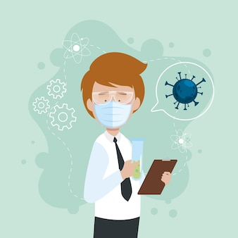 Разработка коронавирусной вакцины
