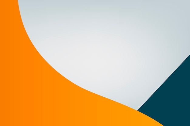 Corporate blank gray background