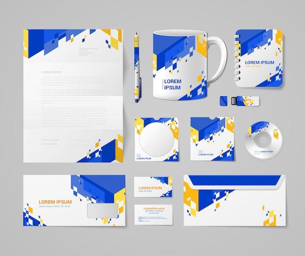 Corporate  brand book