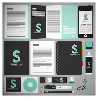 Corporate branding collection