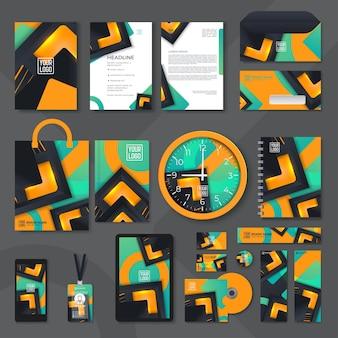 기업 브랜딩 아이덴티티 디자인
