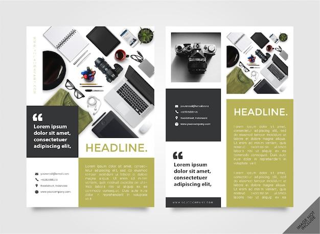 Corporate brochure a4