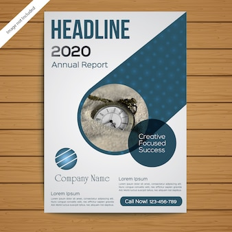 Corporate brochure/flyer template