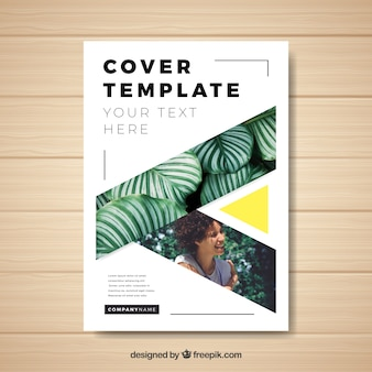 Corporate brochures template