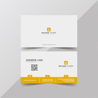 Corporate business card premium