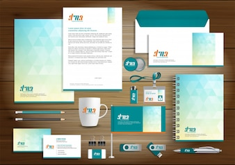 Corporate Business identity Design Template