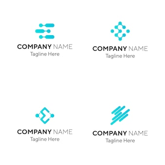 Corporate business logo vector template
