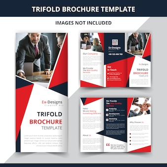 Corporate company brochure design