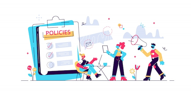 Corporate compliance. corporate culture and policies. representation of the business laws, regulations and standards. ethical practices of the company. isolated concept creative illustration
