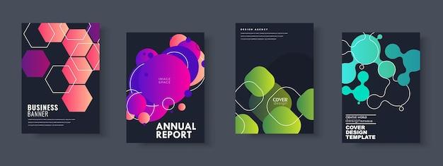 Дизайн обложек и макетов корпоративных документов