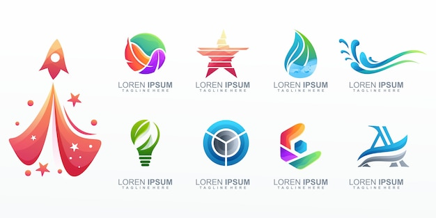 Corporate logo collection