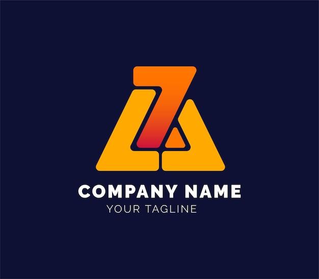Corporate logo or real estate logo or home property logo or residence housing building logo