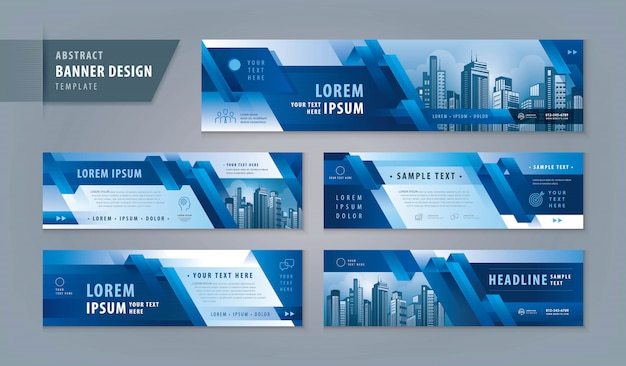 Corporate profile, business presentation catalogue design template