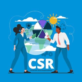 Концепция корпоративной социальной ответственности