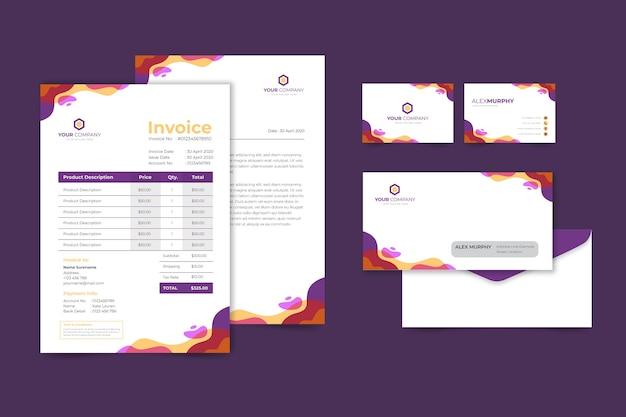 Корпоративный бизнес-счет и визитка