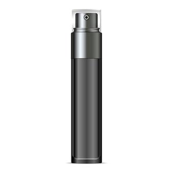 Corrector cosmetics dispenser spray bottle.