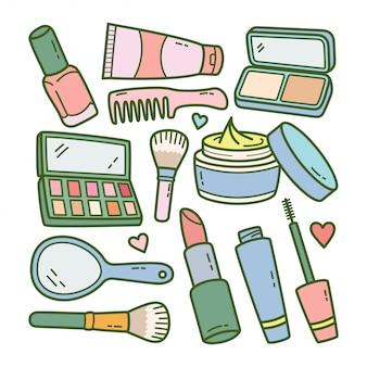 化粧品のイラスト