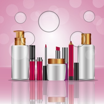 Cosmetic make up products