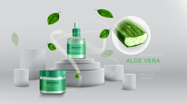Cosmetics or skincare product