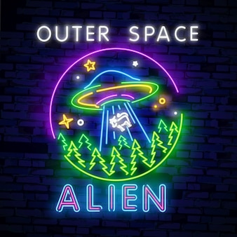 Cosmic theme banner