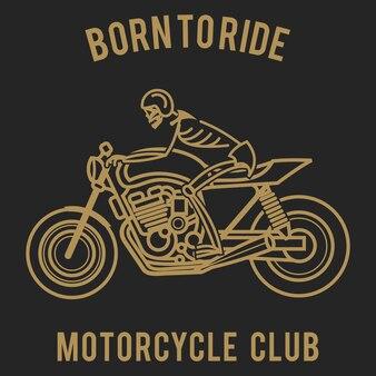 Costum bike motorcycle