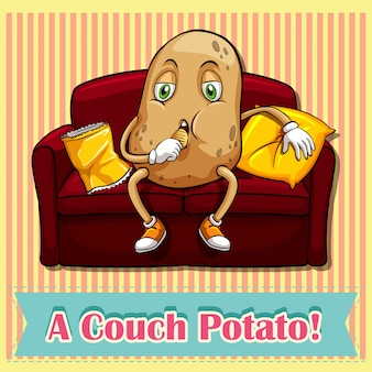 Counch potato