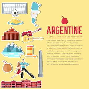 Country argentina travel vacation guide